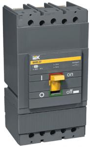 Автоматический выключатель ВА88-37 3Р 400А 35кА IEK