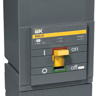 Автоматический выключатель ВА88-37 3Р 250А 35кА IEK