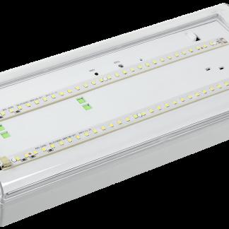 Светильник аварийный ДПА 5042-1 постоянного/непостоянного действия 1ч IP65 IEK