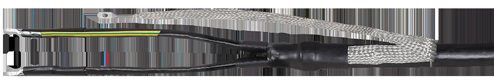 Муфта кабельная ПКВ(Н)тпбэ 2х150/240 с/н ППД ПВХ/СПЭ изоляция 1кВ IEK