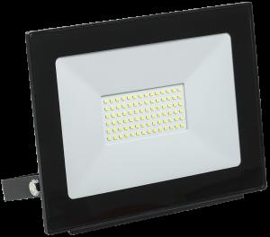 Прожектор светодиодный СДО 06-70 IP65 6500K черный IEK