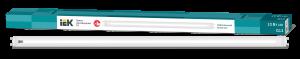 Лампа светодиодная ECO T8 линейная 10Вт 230В 4000К G13 IEK