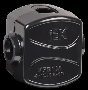 Зажим кабельный ответвительный У-872М (95-150/95-120мм2) IP20 ИЭК