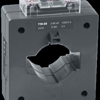 Трансформатор тока ТТИ-60 600/5А 10ВА класс 0,5 IEK