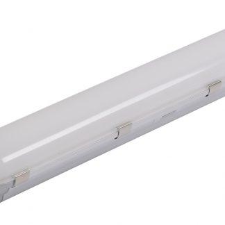Светильник светодиодный ДСП 1401 40Вт IP65 серебристый (аналог ЛСП-2х36Вт) IEK