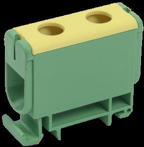 Клемма вводная силовая КВС 6-50мм2 PE IEK