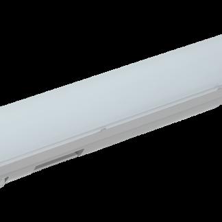 Светильник светодиодный ДСП 1304Д 18Вт 4500К IP65 600мм серый пластик IEK