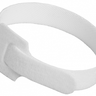 Хомут-липучка ХКл 14х210мм белый (100шт) IEK