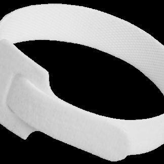 Хомут-липучка ХКл 14х135мм белый (100шт) IEK
