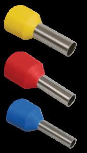 Наконечник-гильза Е2508 2,5мм2 (синий) (20шт) IEK