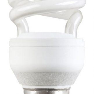 Лампа энергосберегающая КЭЛ-S спираль Е27 11Вт 4000К Т2 IEK
