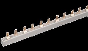 Шина соединительная типа PIN (штырь) 2Р 63А (длина 1м) IEK
