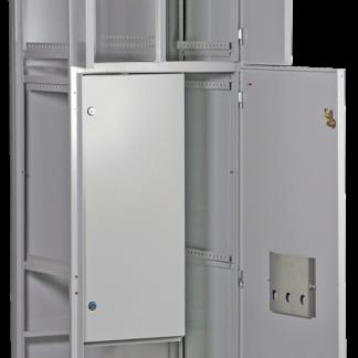 Шкаф напольный цельносварной ВРУ-3 20.60.45 IP31 TITAN IEK