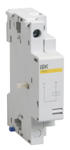 Расцепитель минимального напряжения РМ32 400В IEK