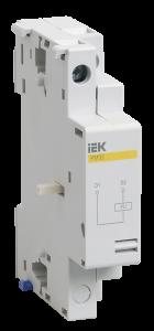 Расцепитель минимального напряжения РМ32 230В IEK