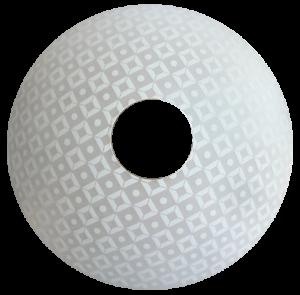 Плафон для светильника НПО 3233,3234,3235, 3236, 3237 - мелкая сетка1 IEK