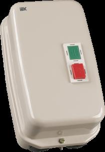 Контактор КМИ48062 80А в оболочке 220В/АС3 IP54 IEK