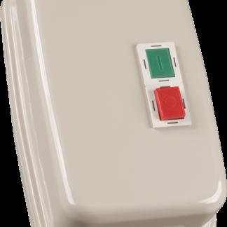 Контактор КМИ34062 40А в оболочке 380В/АС3 IP54 IEK