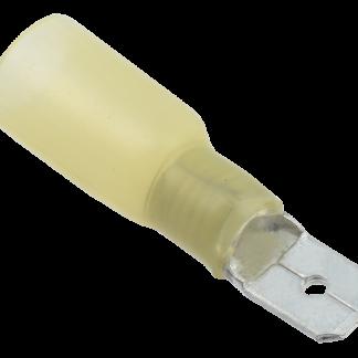 Разъем изолированный РпИп-т 6-7-0,8 плоский (100шт) IEK
