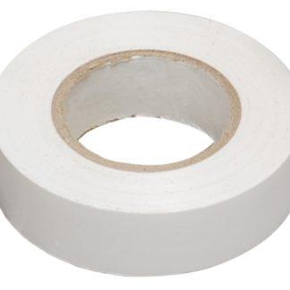Изолента 0,13х15мм белая 20м ИЭК