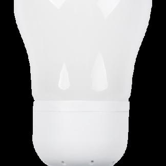 Лампа энергосберегающая КЭЛ-A груша Е27 15Вт 2700К IEK