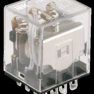 Реле промежуточное РЭК78/3(MY3) с индикацией 5А 24В DC IEK